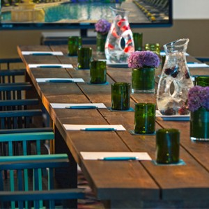 Miami Honeymoon Packages Kimpton Surfcomber Hotel Miami South Beach Dining 2