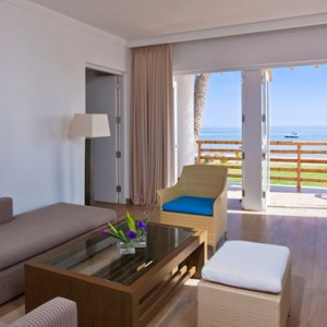 Peru Honeymoon Packages Hotel Paracas A Luxury Collection Balcony Suite Terrace