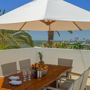 Peru Honeymoon Packages Hotel Paracas A Luxury Collection Suite Solarium With Oceanfront 4