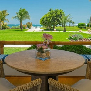 Peru Honeymoon Packages Hotel Paracas A Luxury Collection Suite Terrace With Oceanfront 2
