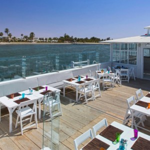 Peru Honeymoon Packages Hotel Paracas A Luxury Collection Dining 4