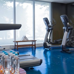 Peru Honeymoon Packages Hotel Paracas A Luxury Collection Gym