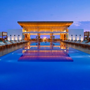Peru Honeymoon Packages Hotel Paracas A Luxury Collection Pool