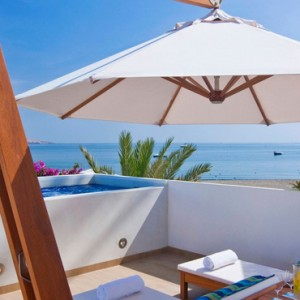 Peru Honeymoon Packages Hotel Paracas A Luxury Collection Pool 2