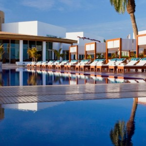 Peru Honeymoon Packages Hotel Paracas A Luxury Collection Pool 3