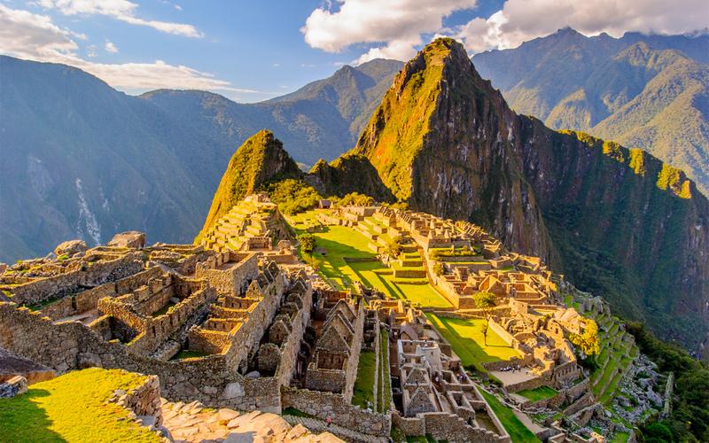 Bucket List Honeymoons Mach Picchu