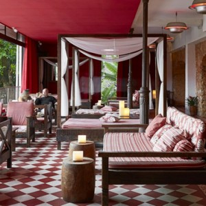 brazil honeymoon packages - hotel santa teresa mgallery by sofitel - cabanas