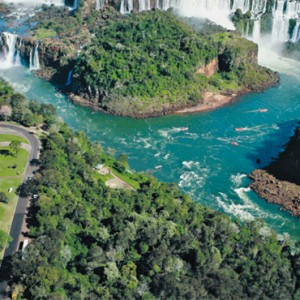 Brazil Honeymoon Packages Belmond Hotel Das Cataratas exterior