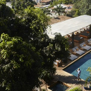 brazil honeymoon packages - hotel santa teresa mgallery by sofitel - exterior