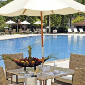 Brazil Honeymoon Packages Belmond Hotel Das Cataratas dining