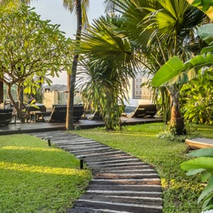 brazil honeymoon packages - hotel santa teresa mgallery by sofitel - gardens