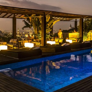 brazil honeymoon packages - hotel santa teresa mgallery by sofitel - pool