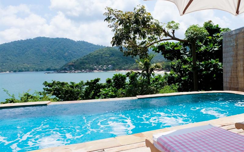 Thialand Pool Villa Honeymoon Packages Santhiya Resort 2