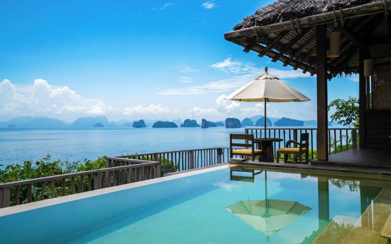 Thialand Pool Villa Honeymoon Packages Six Senses