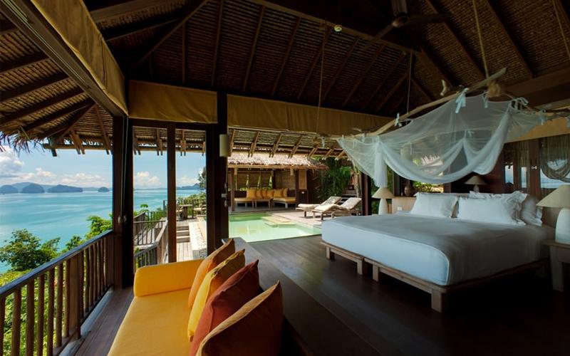 Thialand Pool Villa Honeymoon Packages Six Senses 2