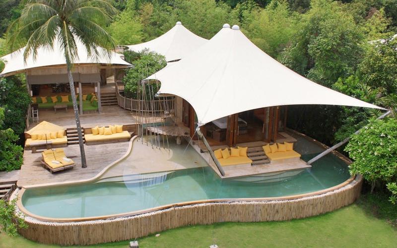 Thialand Pool Villa Honeymoon Packages Soneva Kiri