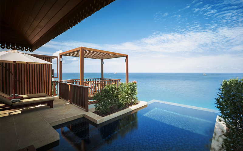 Thialand Pool Villa Honeymoon Packages The Ritz Carlton Koh Samui