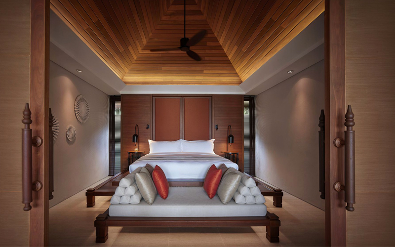 Thialand Pool Villa Honeymoon Packages The Ritz Carlton Koh Samui 2