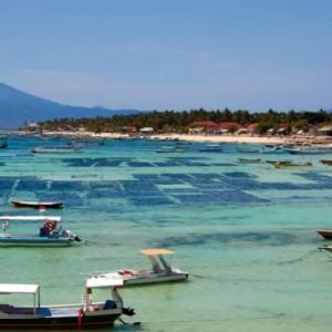 Bali Honeymoon Packages The Chedi Club Tanah Gajah, Ubud Bali Location