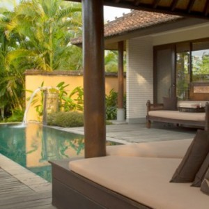 Bali Honeymoon Packages The Chedi Club Tanah Gajah, Ubud One Bedroom Pool Villa Pool