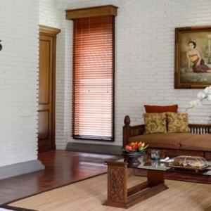 Bali Honeymoon Packages The Chedi Club Tanah Gajah, Ubud One Bedroom Suite Living Area1