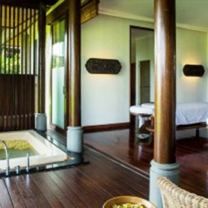 Bali Honeymoon Packages The Chedi Club Tanah Gajah, Ubud Spa