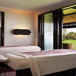 Bali Honeymoon Packages The Chedi Club Tanah Gajah, Ubud Spa Treatment Room