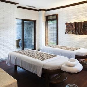 Bali Honeymoon Packages The Chedi Club Tanah Gajah, Ubud Spa Treatment Room1