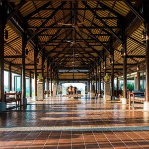 Bali Honeymoon Packages The Chedi Club Tanah Gajah, Ubud The Restaurant