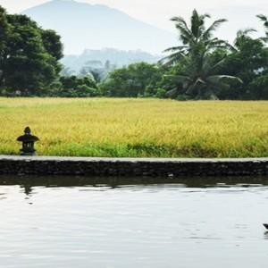 Bali Honeymoon Packages The Chedi Club Tanah Gajah, Ubud Area View