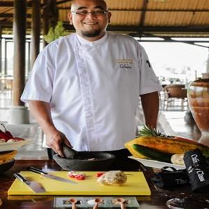 Bali Honeymoon Packages The Chedi Club Tanah Gajah, Ubud Cooking Class Chef