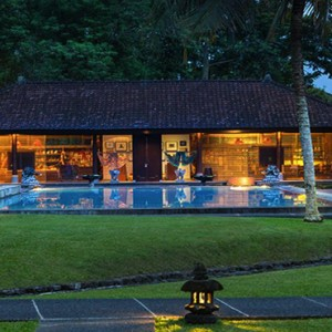Bali Honeymoon Packages The Chedi Club Tanah Gajah, Ubud Exterior