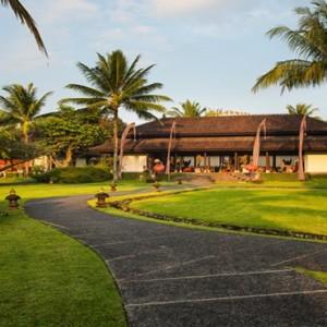 Bali Honeymoon Packages The Chedi Club Tanah Gajah, Ubud Hotel Exterior