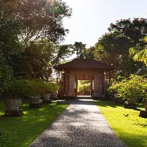 Bali Honeymoon Packages The Chedi Club Tanah Gajah, Ubud Spa Exterior