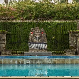 Bali Honeymoon Packages The Chedi Club Tanah Gajah, Ubud Spa Exterior Pool