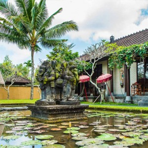 Bali Honeymoon Packages The Chedi Club Tanah Gajah, Ubud Spa Exterior2