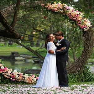 Bali Honeymoon Packages The Chedi Club Tanah Gajah, Ubud Wedding