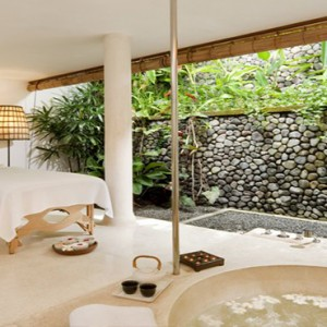 Bali Honeymoon Packages COMO Uma Ubud Double Spa Treatment Room