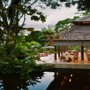 Bali Honeymoon Packages COMO Uma Ubud Kemri At Night