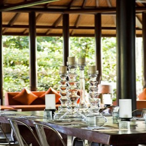 Bali Honeymoon Packages COMO Uma Ubud UMA Cucina Interior