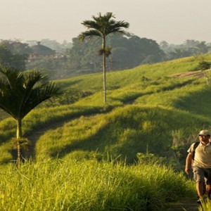 Bali Honeymoon Packages COMO Uma Ubud Ubud Hike