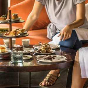 Bali Honeymoon Packages COMO Uma Ubud Uma Cucina Restaurants Afternoon Tea