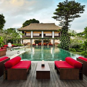 Bali Honeymoon Packages COMO Uma Ubud Uma Pool By Day