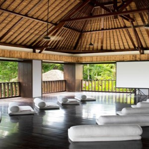 Bali Honeymoon Packages COMO Uma Ubud Yoga Studio