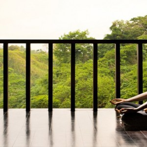 Bali Honeymoon Packages COMO Uma Ubud Yoga1