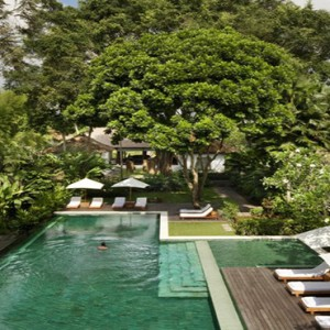 Bali Honeymoon Packages COMO Uma Ubud Pool