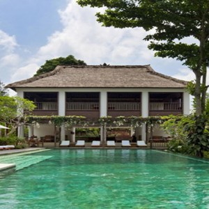 Bali Honeymoon Packages COMO Uma Ubud Pool View