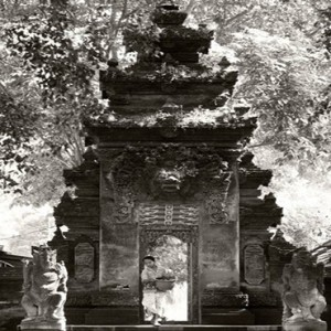 Bali Honeymoon Packages COMO Uma Ubud Temple Entrance