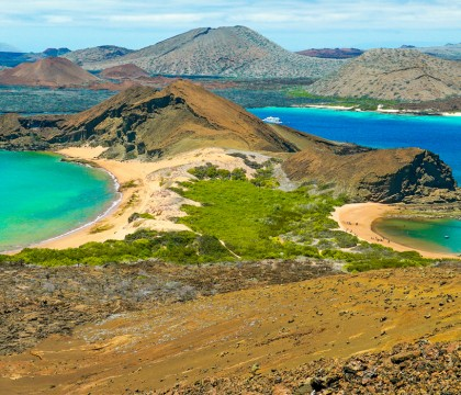 a picture of Ecuador & the Galapagos Islands