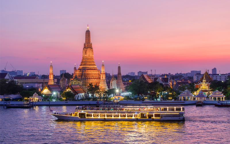 Luxury Honeymoon Packages Dining Experiences Bangkok